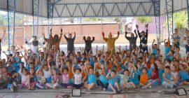 CDL Jovem Compartilha Solidariedade Com Alunos Do Felix Faccenda