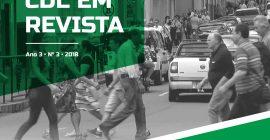 CDL Em Revista Já Está Disponível Ao Público
