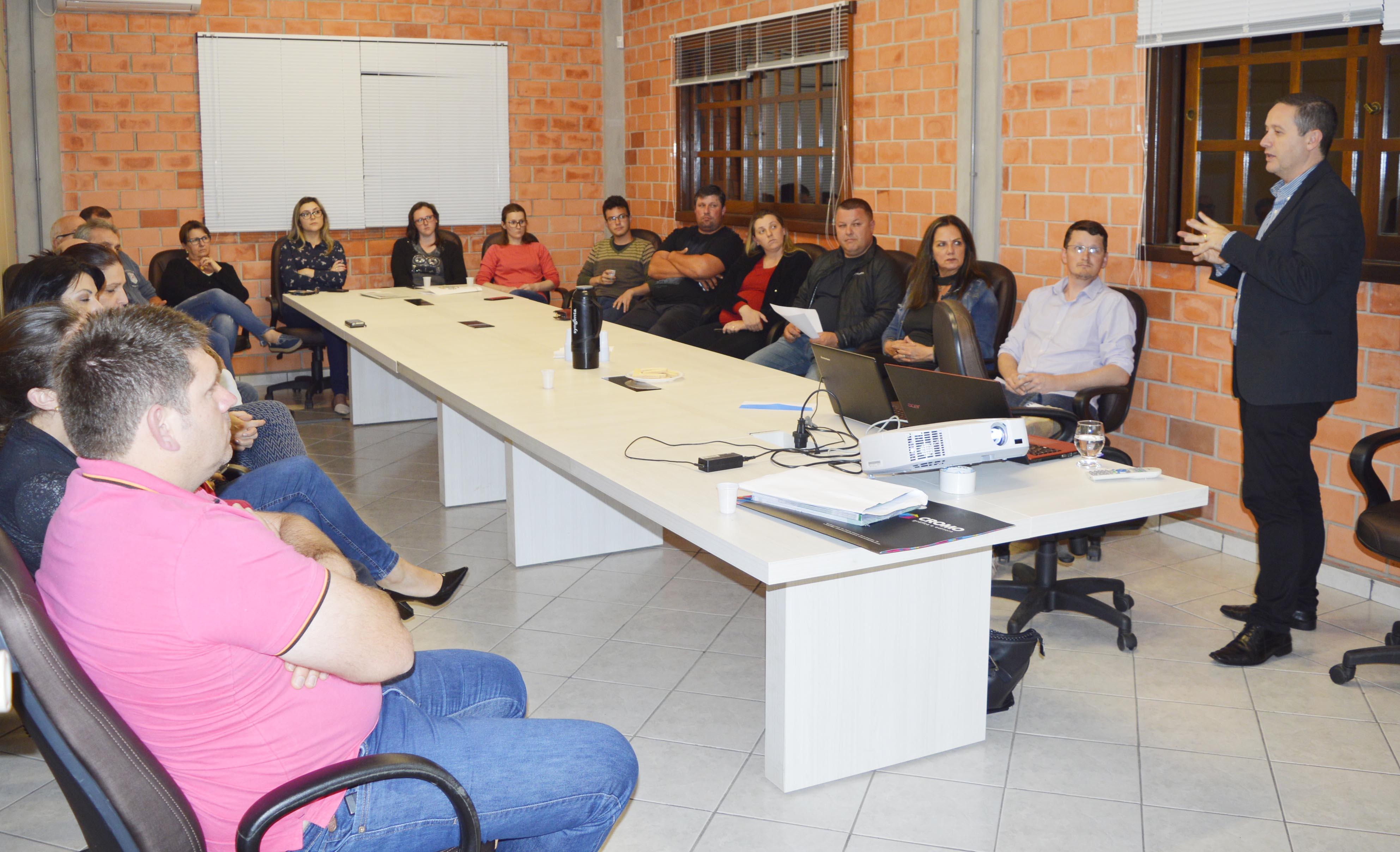 CDL BG Compartilhou Experiências Com Lojistas De Pinto Bandeira (2)
