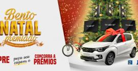 Conheça As Lojas Que Já Estão Participando Da Campanha Bento Natal Premiado