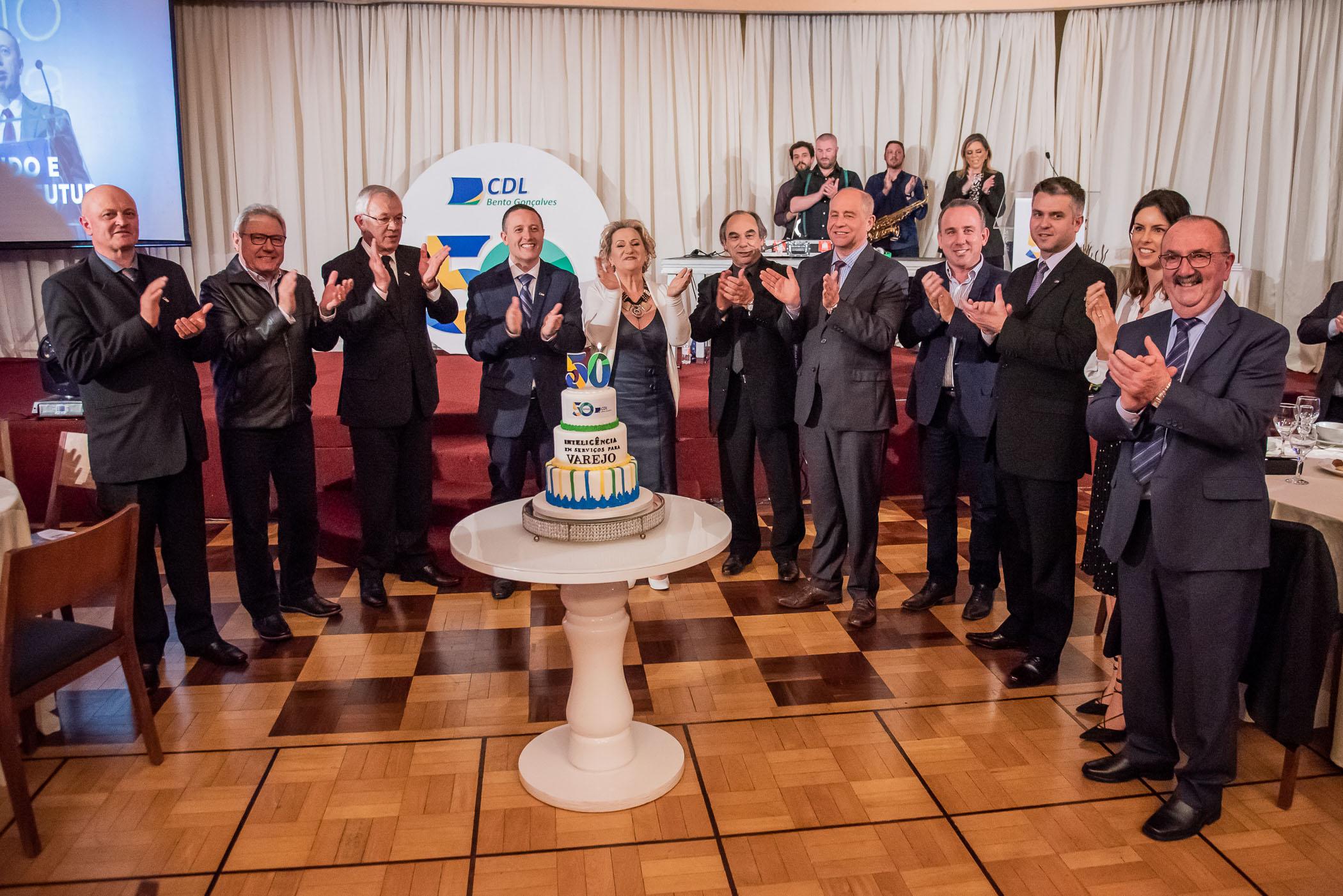 CDL BG Comemorou 50 Anos Com Festividade No Clube Aliança (1)