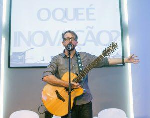 Em um workshop criativo Corrêa se apresentará no município no dia 01 de outubro – Crédito divulgação