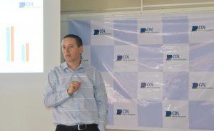Presidente da CDL-BG, Marcos Carbone – crédito Exata Comunicação1