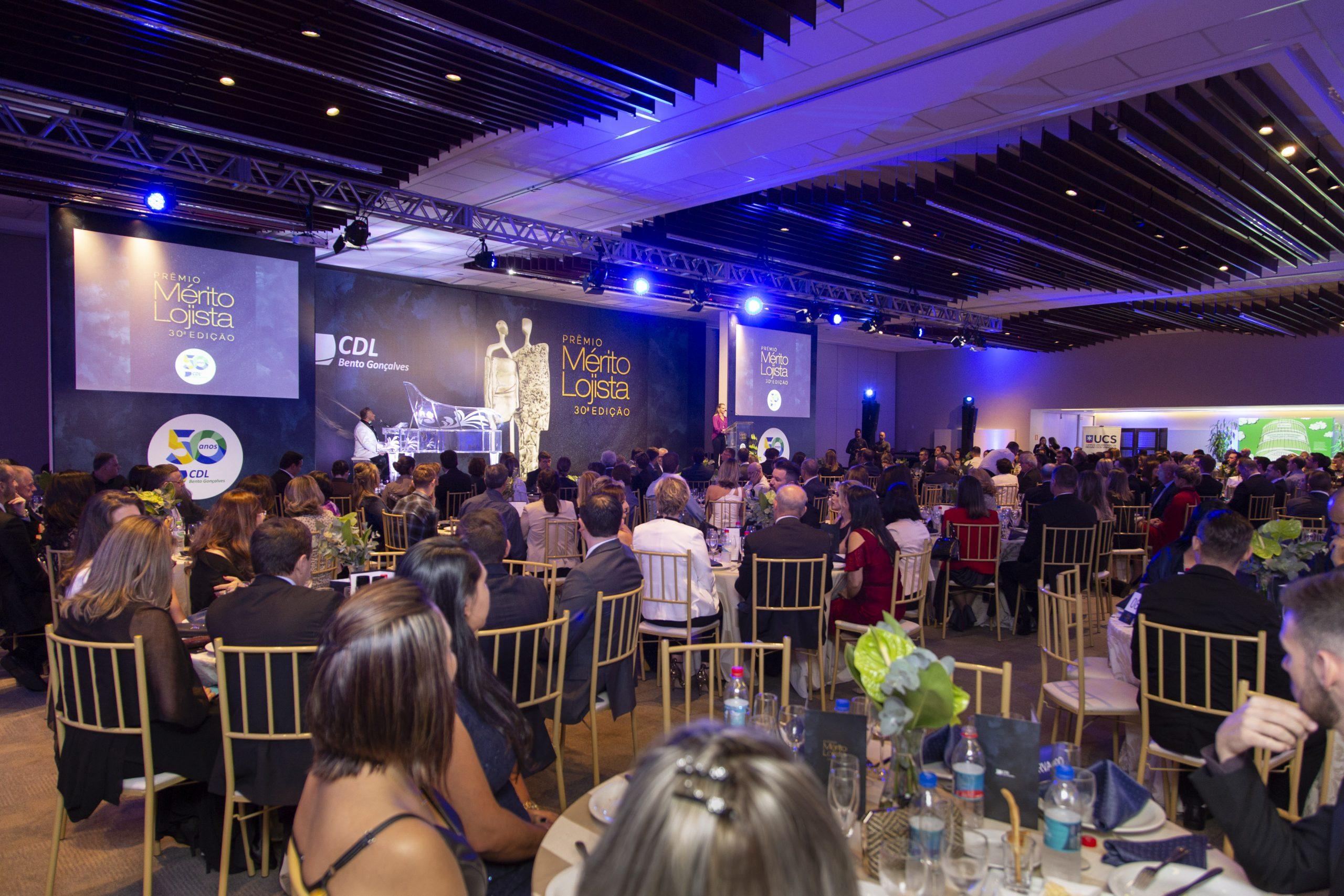 Prêmio Mérito Lojista Da CDL-BG Recebe Inscrições Para 31ª Edição