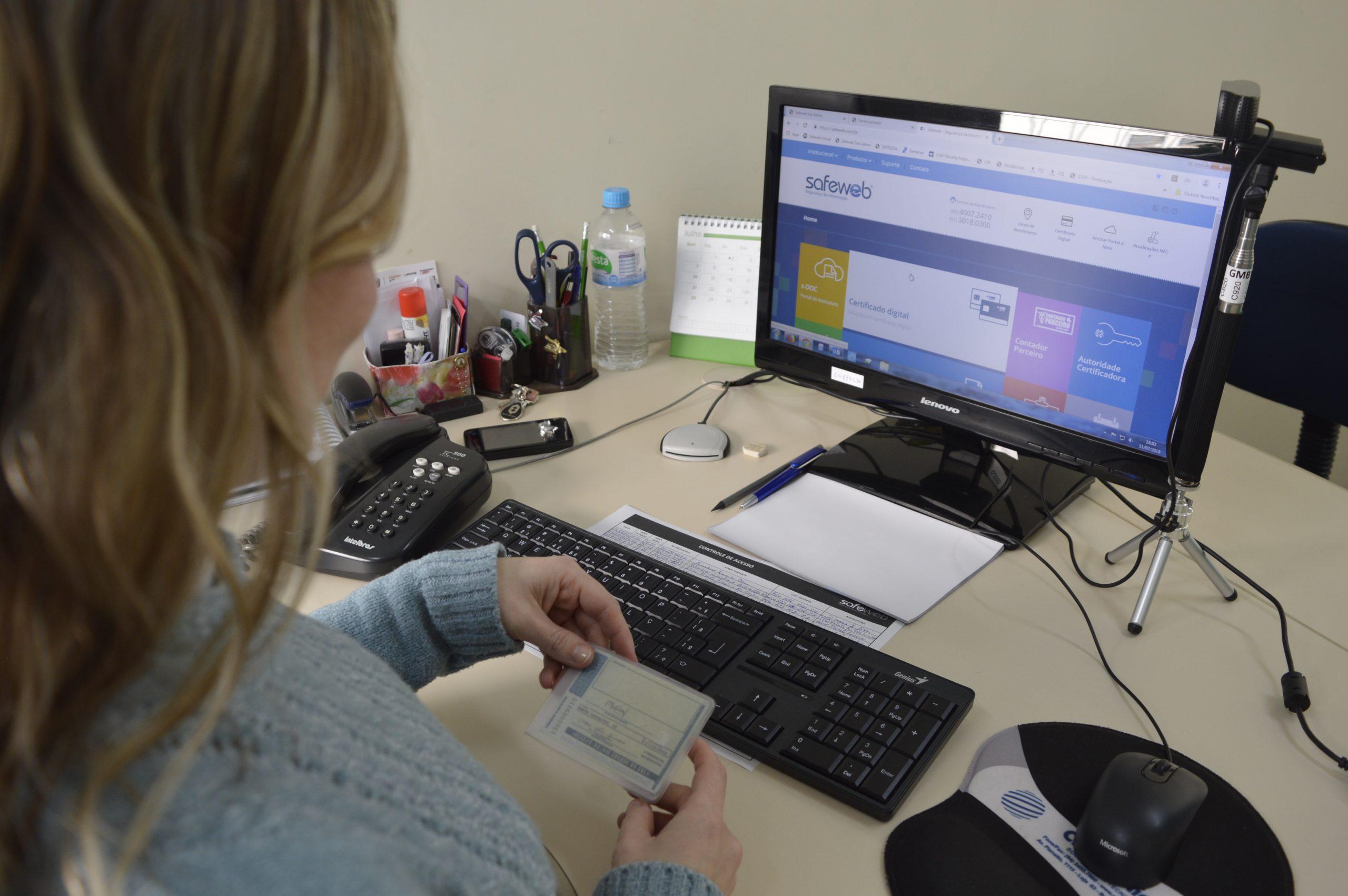 CDL-BG Facilita Atendimentos Para Emissão De Certificados Digitais
