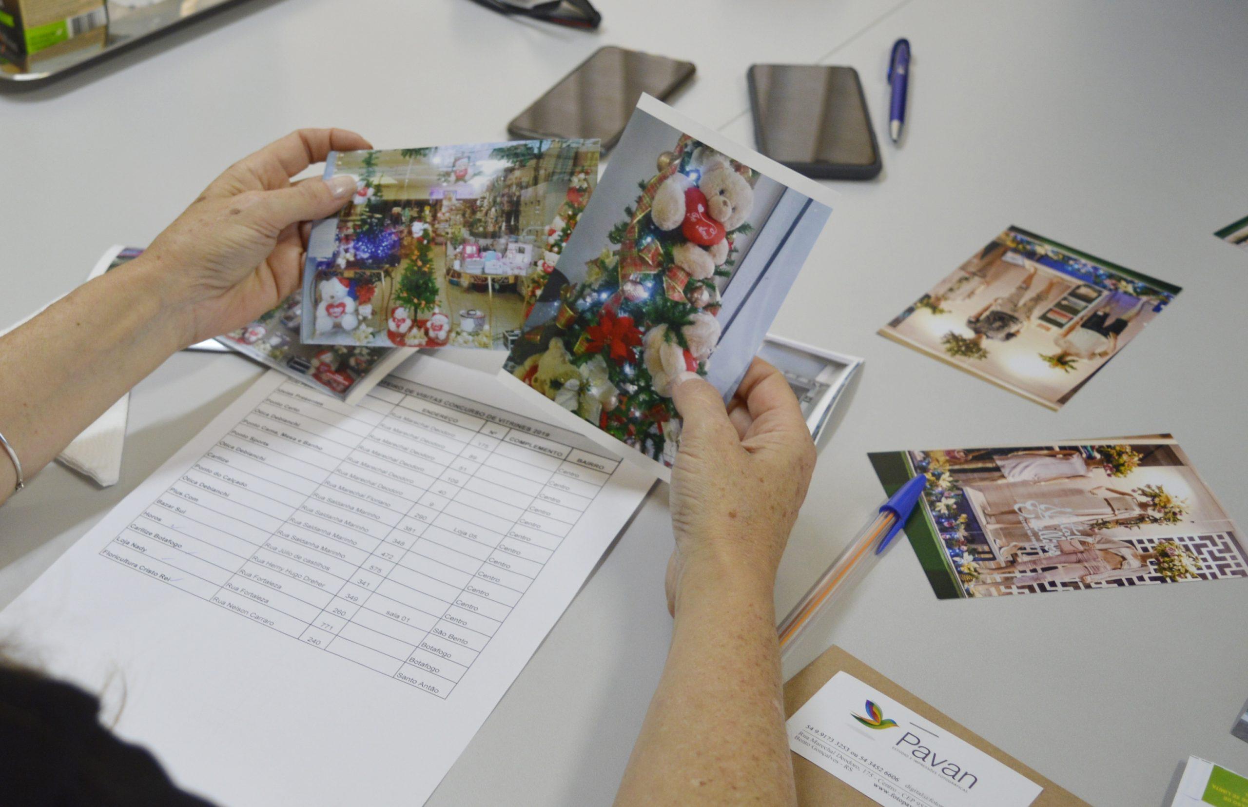 Lojistas Tem De 18 De Novembro A 07 De Dezembro Para Se Inscrever No Concurso De Vitrines Da CDL BG – Crédito Exata Comunicação